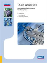 Chain lubrication